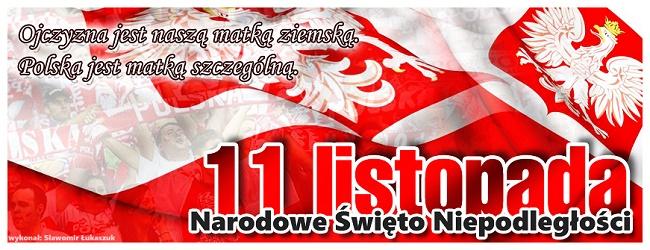 Ogłoszenia Duszpasterskie 11.11.2018 r.