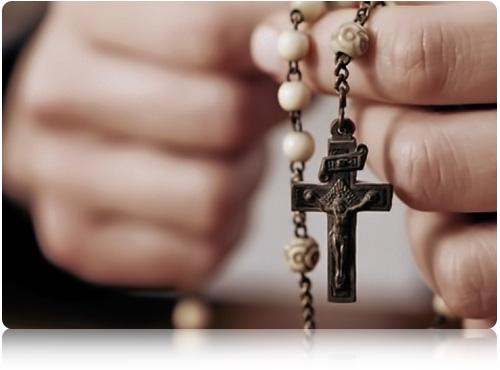Zapraszamy na wspólną modlitwę różańcową…