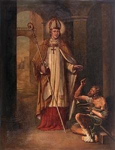 O Św. Marcinie – patronie naszej parafii.